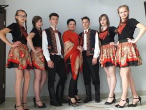 Ulotka - zespół z Irena